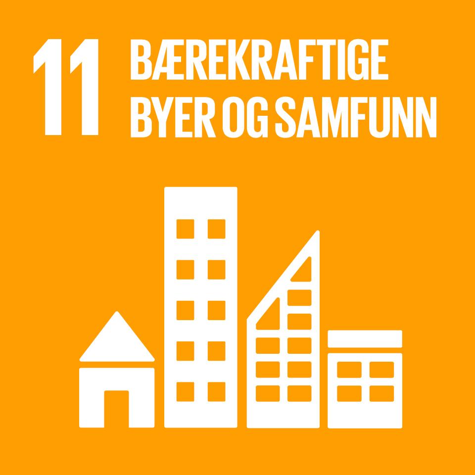 FNs bærekraftsmål 11