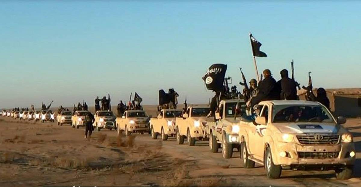 ISi Irak i2014. Foto: NTBScanpix/AP.