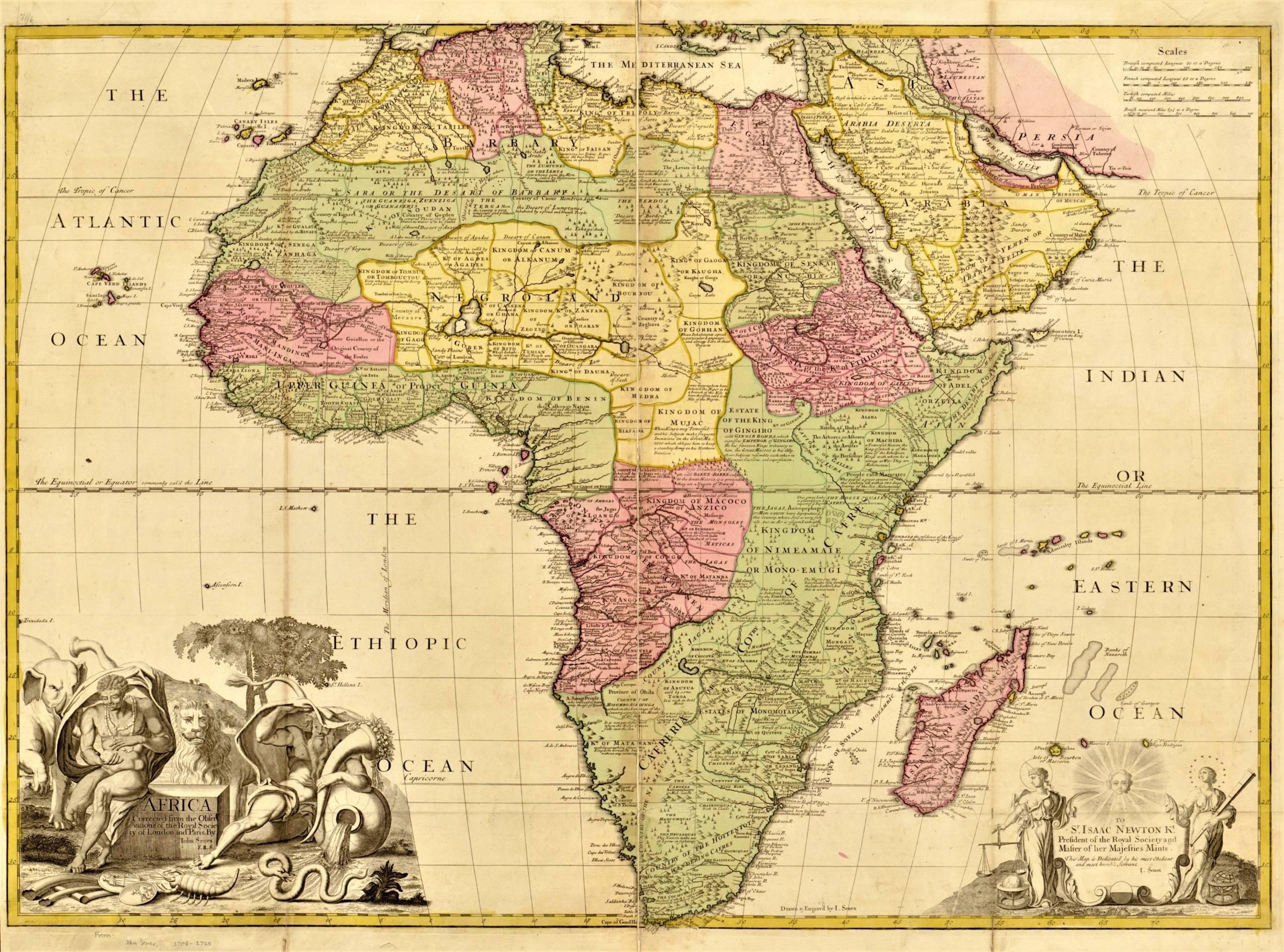 Slavehandel og Riberia Grande