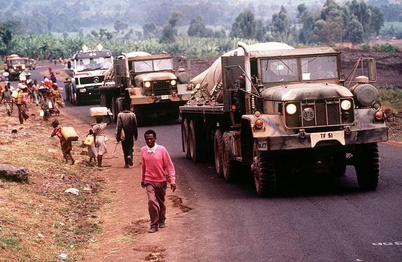 Minnedag over folkemordet i Rwanda