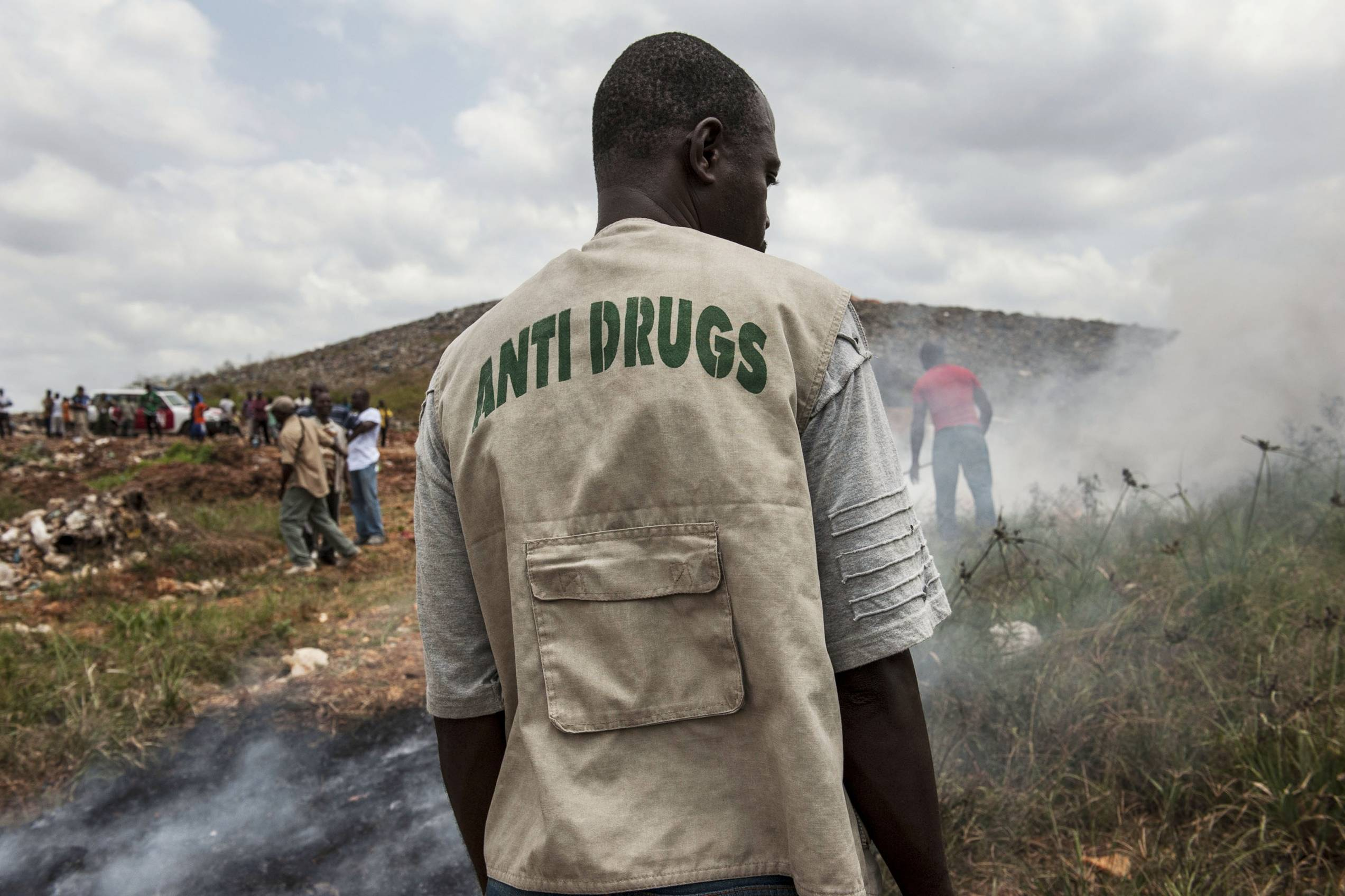 Internasjonal dag mot narkotika