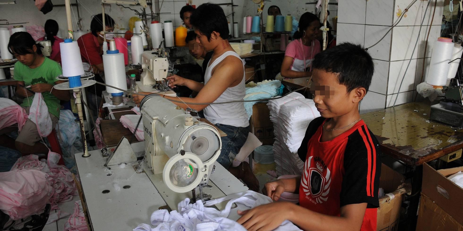 Verdensdagen mot barnearbeid