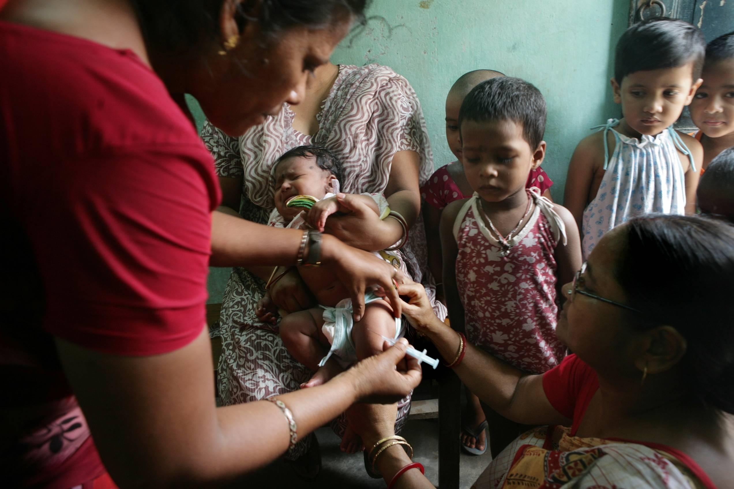 Verdens vaksinasjonsuke
