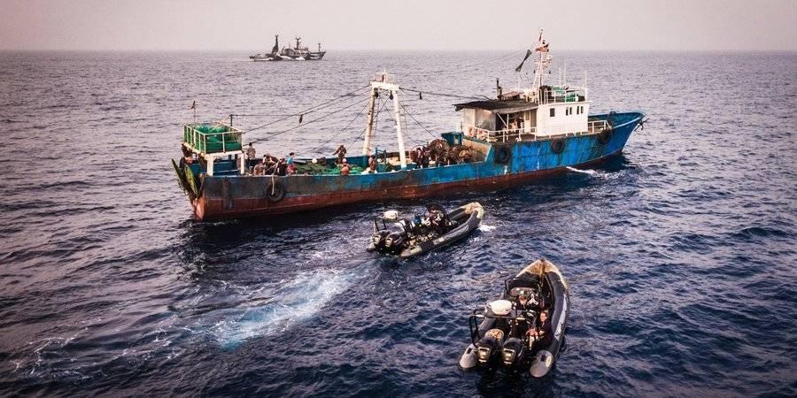 Den internasjonale dagen mot ulovlig, urapportert og uregulert fiske