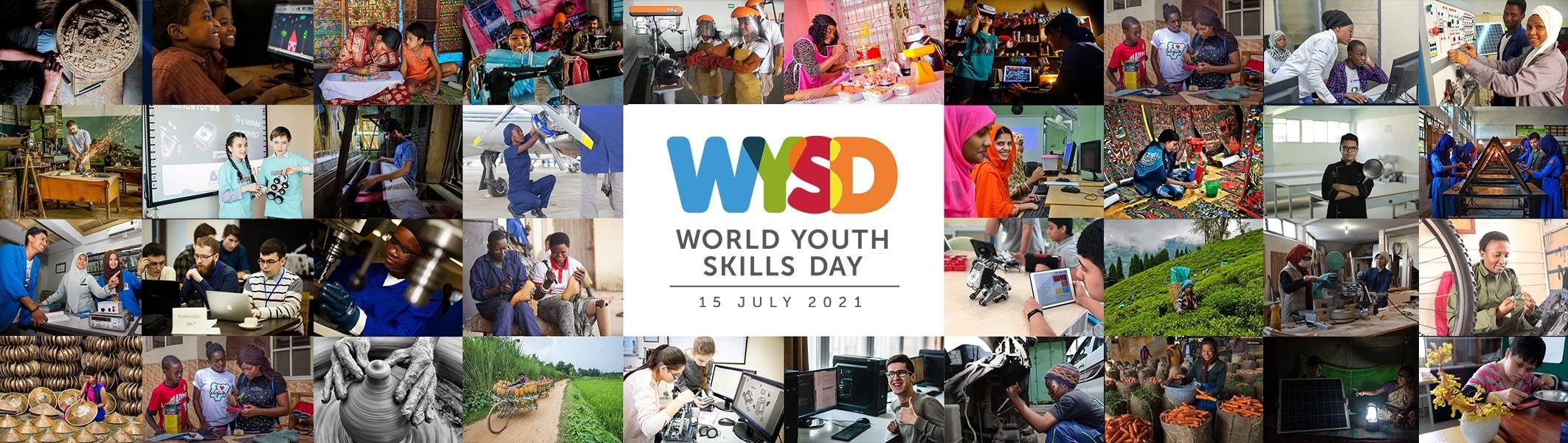 Verdensdagen for ungdomsferdigheter