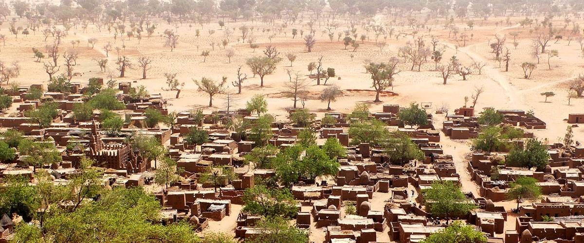 Verdens dag for å bekjempe ørkenspredning og tørke