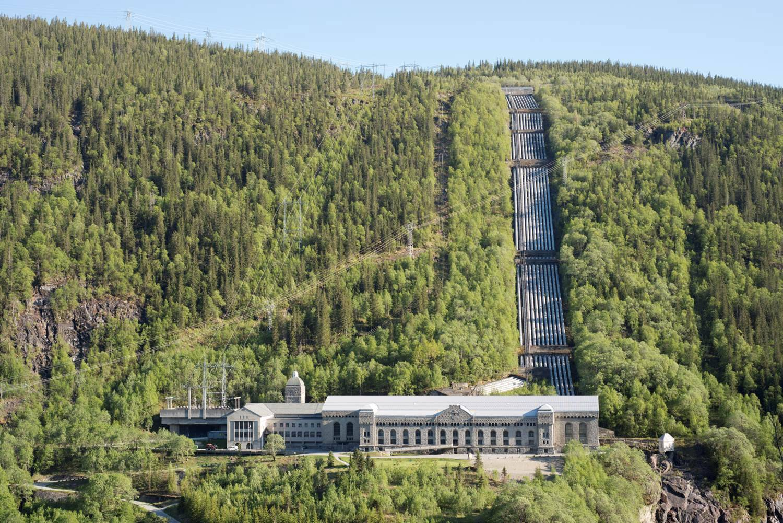 Industriarven i Norge