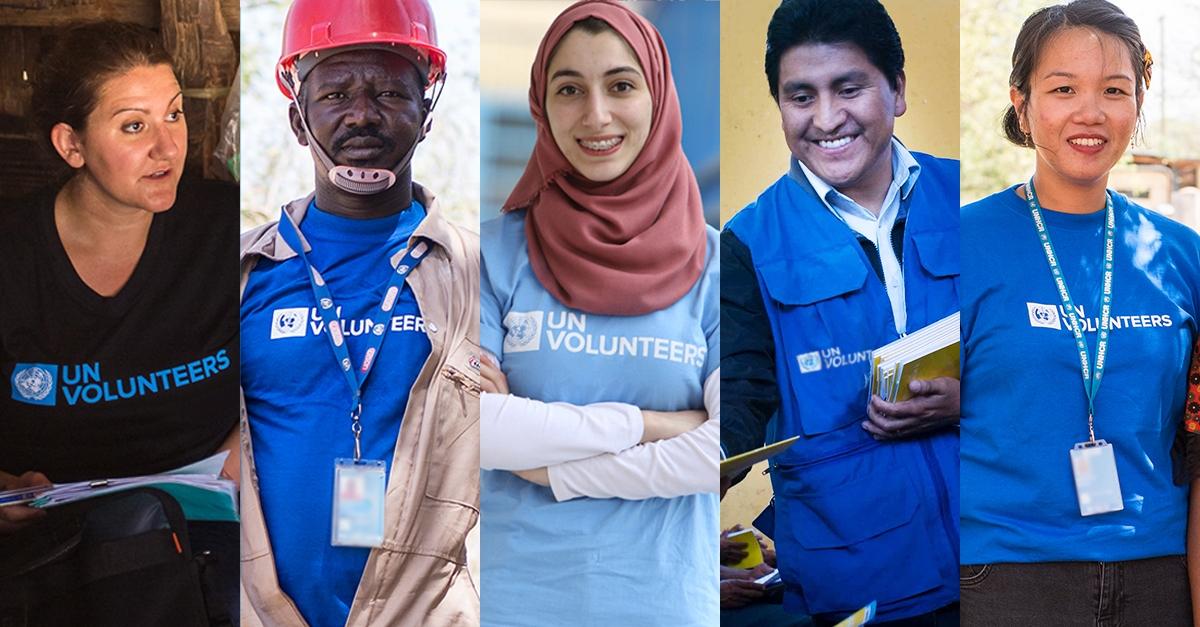 Som frivillig i FN kan du jobbe på spennende prosjekter over hele verden. Frivillige jobber som regel i 6-12 måneder med mulighet for å forlenge kontraktene sine. Foto: UN Volunteers