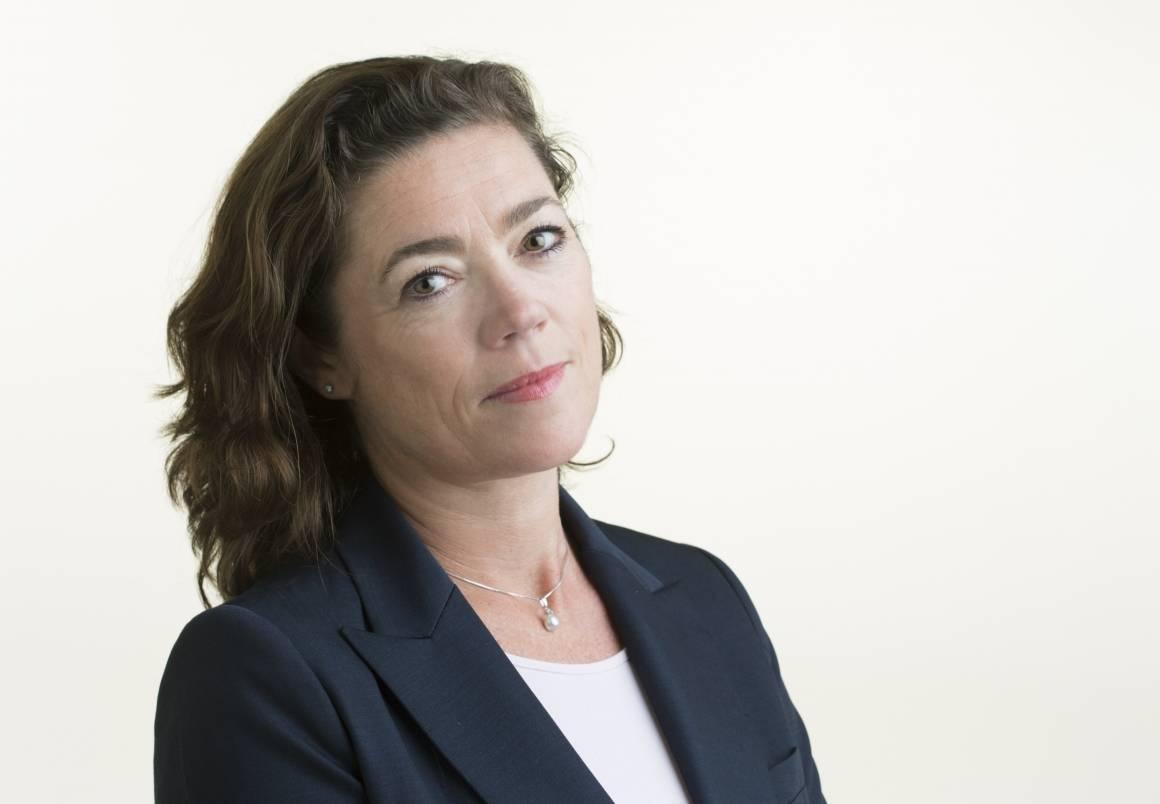 Kristin Skogen Lund. Foto: NHO.
