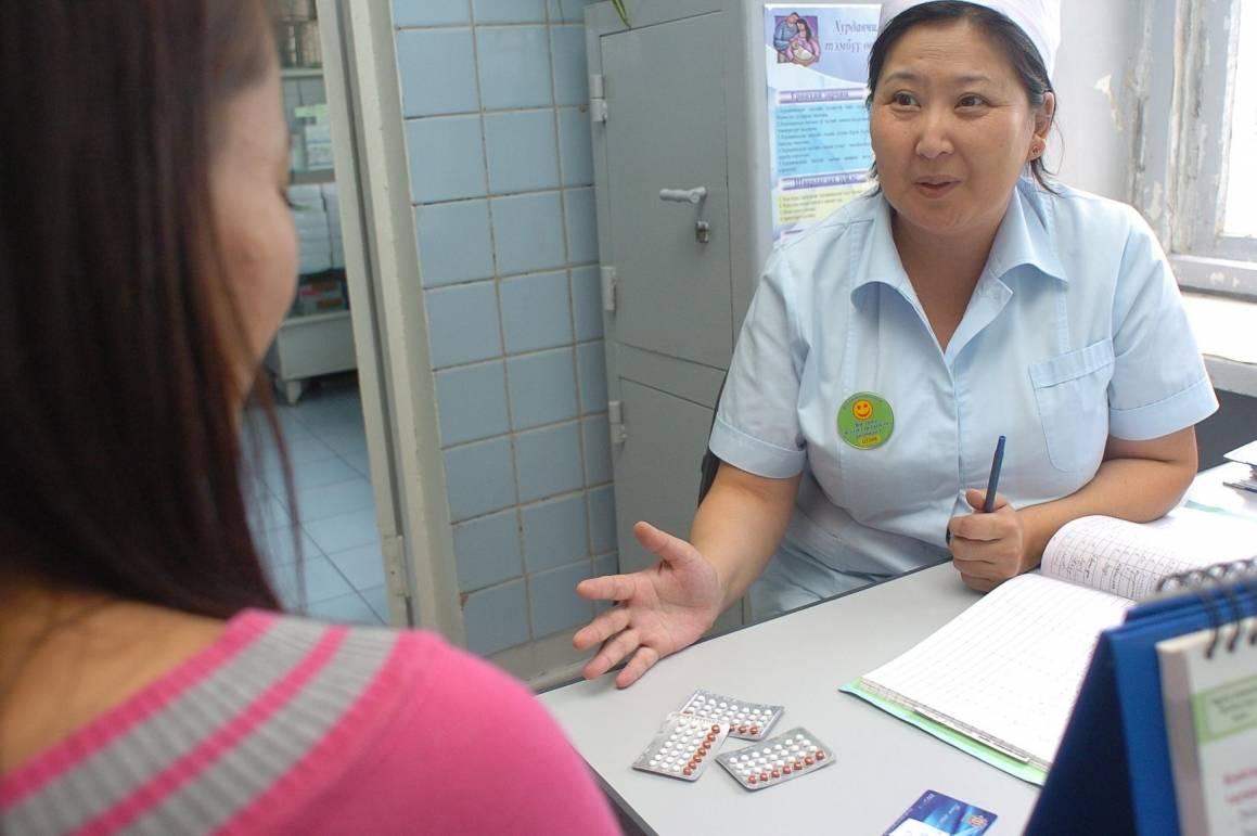 Tilgang til helsetjenester er en sentral offentlig oppgave. Foto: UN Photo/Andrew Cullen