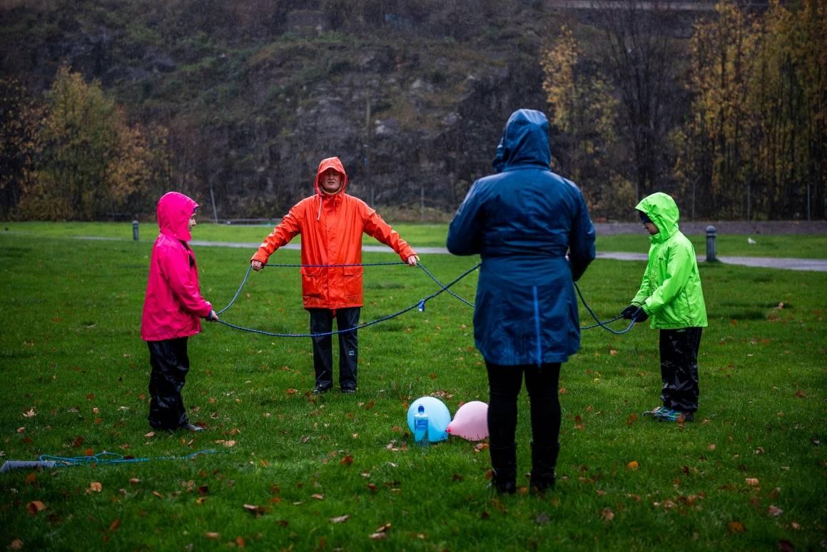 Familieaktiviteter på internasjonal uke i Bergen 2018
