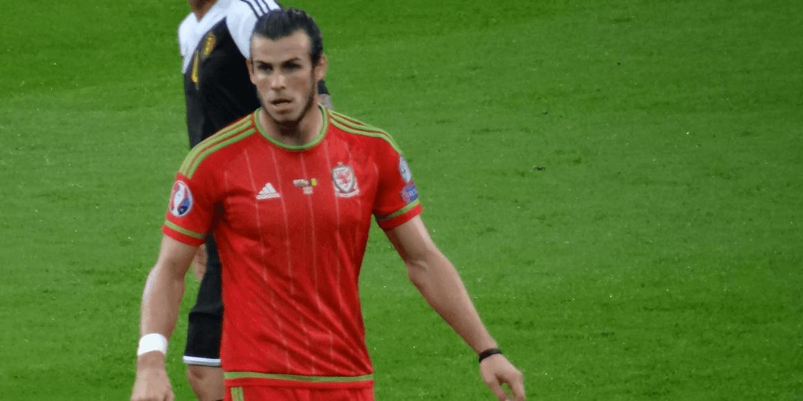 Gareth Bale. Dette bildet er fra 12. juni 2015. Foto: Flickr / Jon Candy / CC BY-SA 2.0