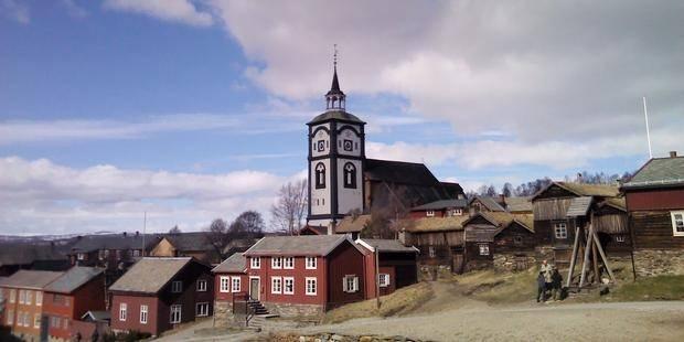 Bergstaden Røros er ett av Norges åtte steder på UNESCOs liste over verdens kultur- og naturarv.