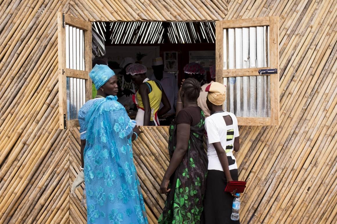 Dette bildet er fra et UNDP-ledet prosjekt i Juba, Sør-Sudan. Foto: UN Photo/JC McIlwaine.