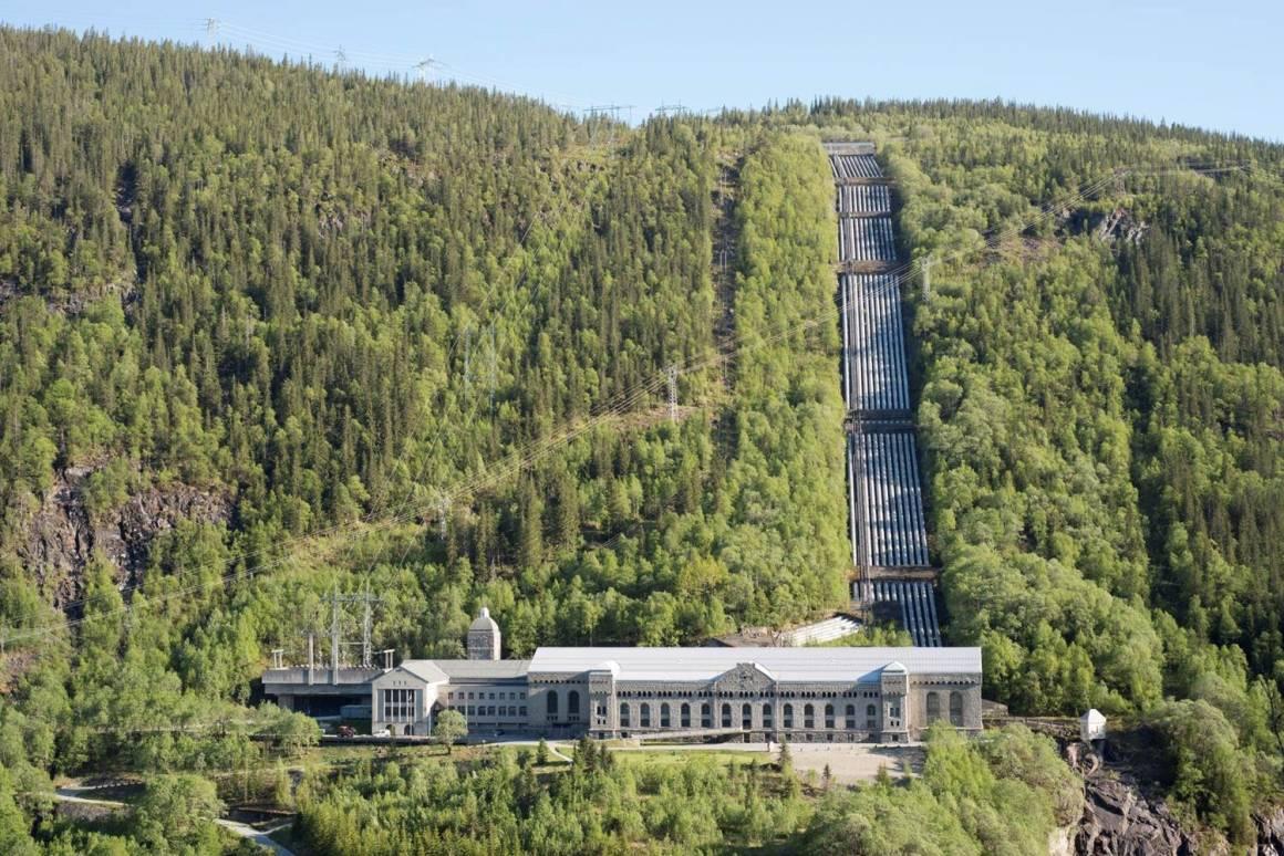 Rjukan har vært betydelig for Norge som industrinasjon.