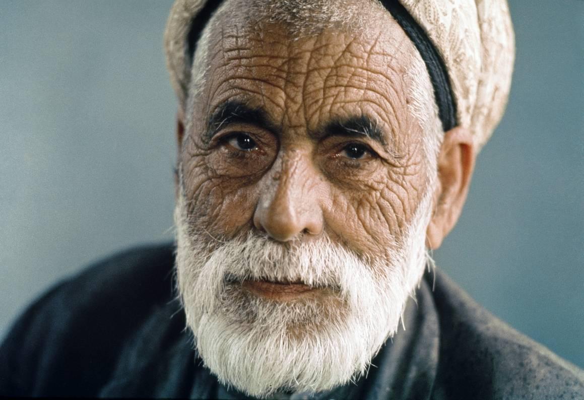 Palestinsk mann. Foto: UN Photo/Jamil Shamout.