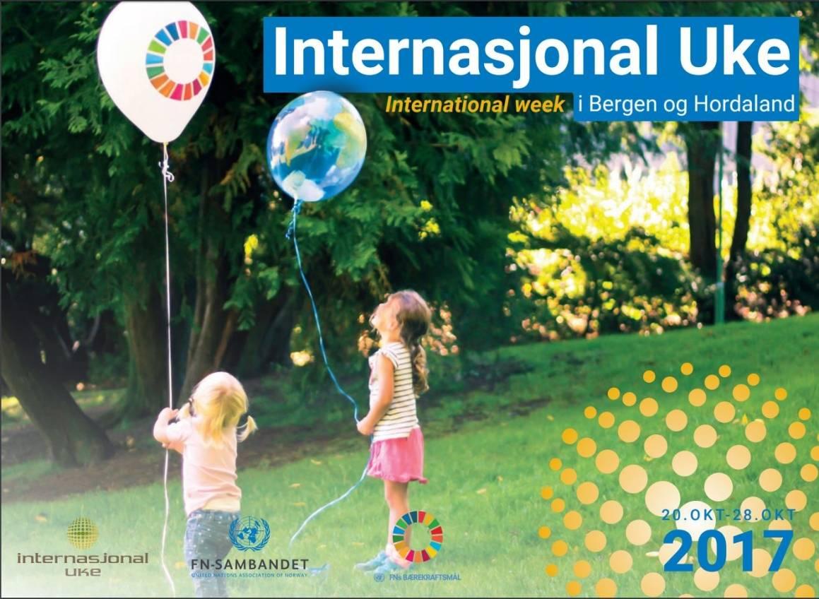 Programforside Internasjonal uke 2017