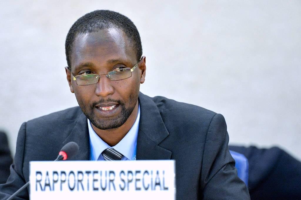 FNs spesialrapportør om rasisme, rasediskriminering, fremmedfrykt og intoleranse, Mutuma Ruteere.