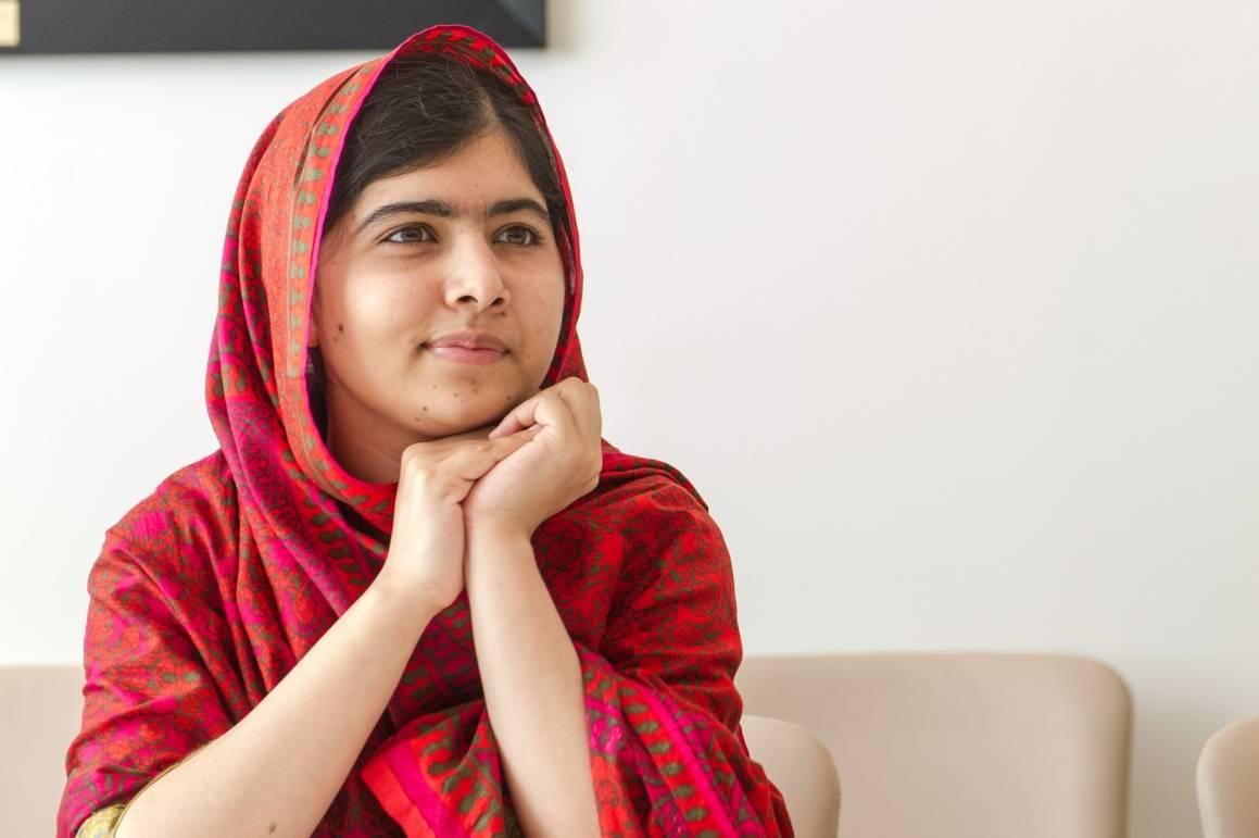 Den unge aktivisten Malala Yousafzai har i en årrekke kjempet for jenters rett til utdanning. Foto: UN Photo/Mark Garten