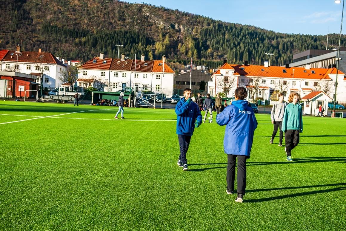 Aktiviteter på internasjonal uke i Bergen