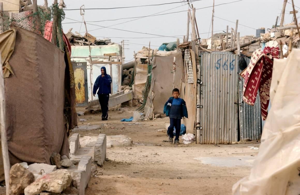 Sahrawier i flyktningeleiren Dakhla i Vest-Saharas naboland Algerie. Foto: UN Photo/Evan Schneider