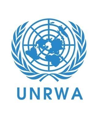 Logo til FNs hjelpeorganisasjon for palestinske flyktninger (UNRWA)