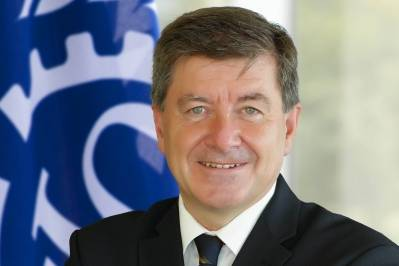 Guy Ryder har vært ILOs generaldirektør siden 2012. Foto: ILO/M. Crozet