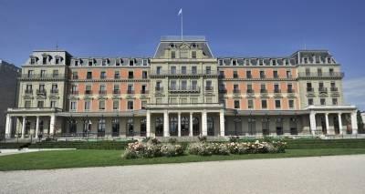 OHCHR hovedkvarter i Genève.