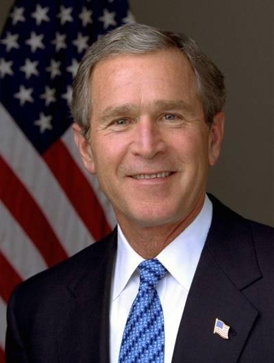 George W. Bush. Foto: White house photo/Eric Draper