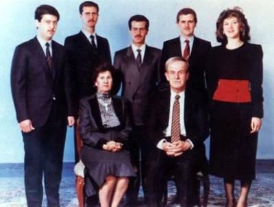 Assad-familien har styrt Syria i flere tiår. Foto: Wikimedia Commons