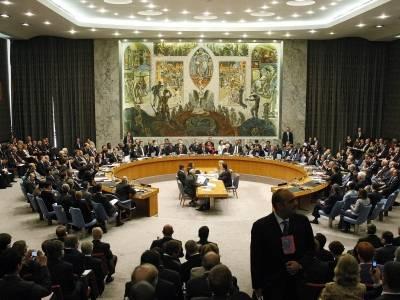 USAs president Barack Obama leder et møte i FNs sikkerhetsråd.