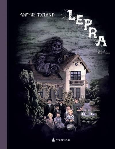 """Lepra"" av Anders Totlandog Martin Ernstsen."