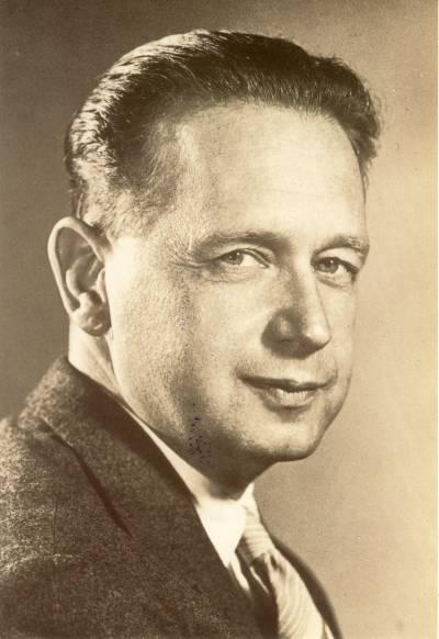 Dag Hammarskiold 1952 foto: UN Photo