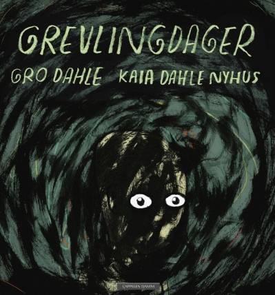 """Bokomslag til """"Grevlingdager"""" av Gro Dahle og Kaia Dahle Nyhus. 2019 Cappelen Damm"""