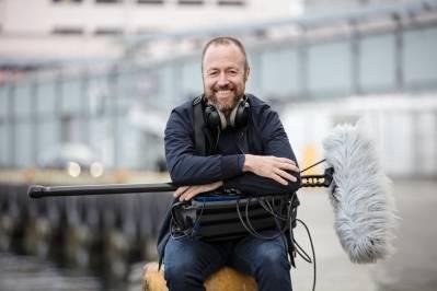 Håvard Bustnes, regissør av filmen Hatets vugge.