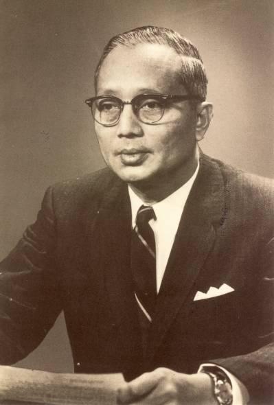 U-Thant 1965 foto:UN Photo