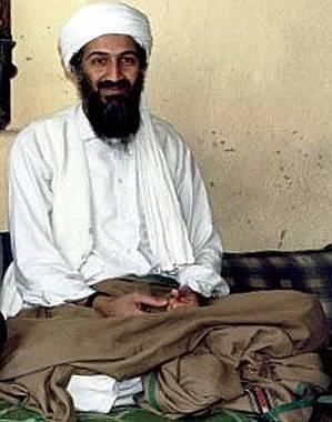 Osama bin Laden, al-Qaidas grunnlegger. Foto: Hamid Mir/Canada Free Press.