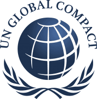 FNs Global Compact logo