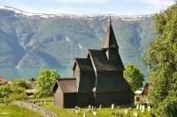 Åtte områder i Norge står på verdensarvlista. Urnes stavkirke fra 1140 er en av dem.